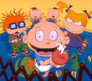 The Splat Rugrats