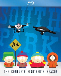 South Park: The Complete 18th Season