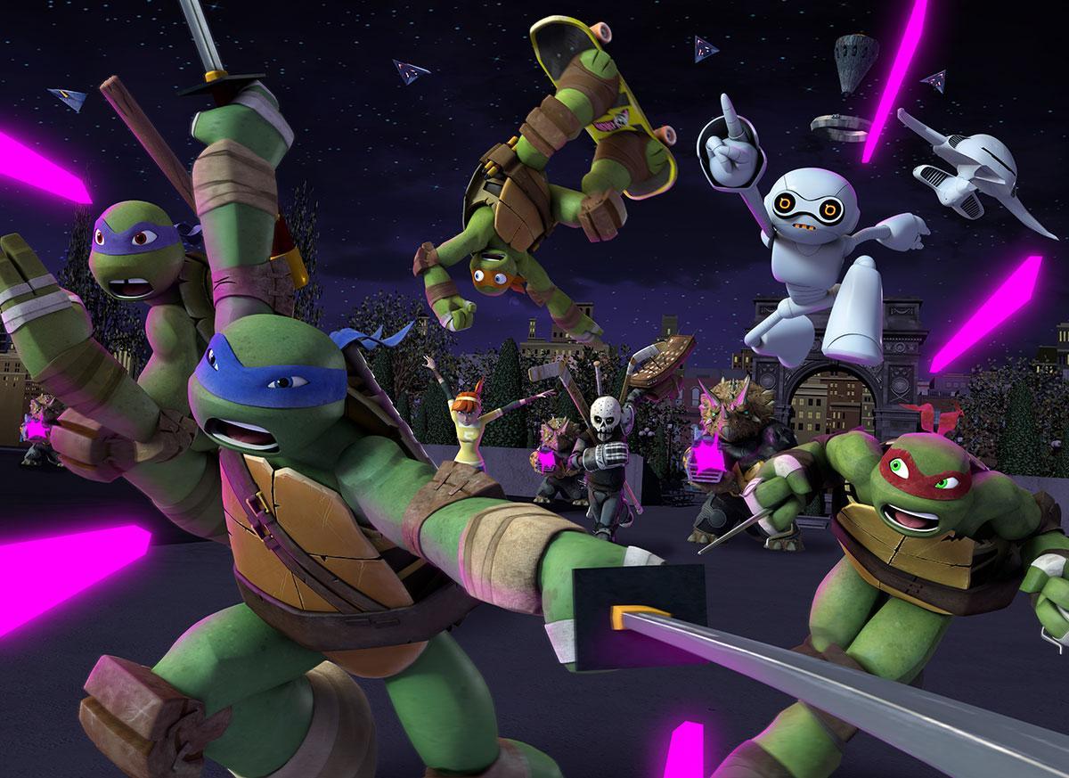 Черепашки Ниндзя 2012 1 Сезон Торрент Nickelodeon