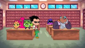 Teen Titans Go! Hey You, Don't Neglect Me In Your Memory