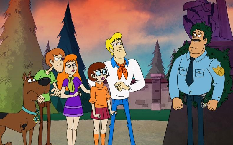 Be Cool Scooby-Doo Mystery 101