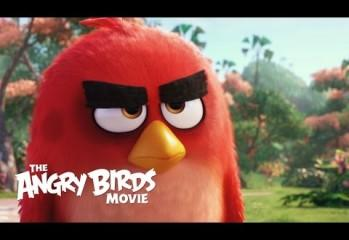 First Trailer For Angry Birds Movie Is Out