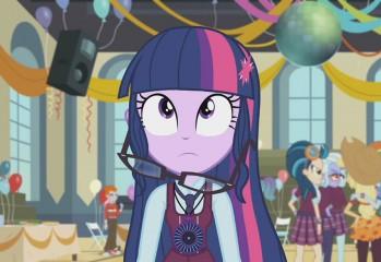My Little Pony Equestria Girls: Friendship Games