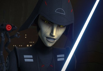 Star Wars Rebels Always Two There Are