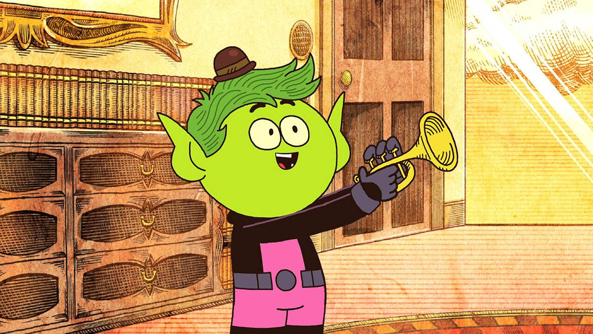 Teen Titans GO! - They just... shattered the fourth wall