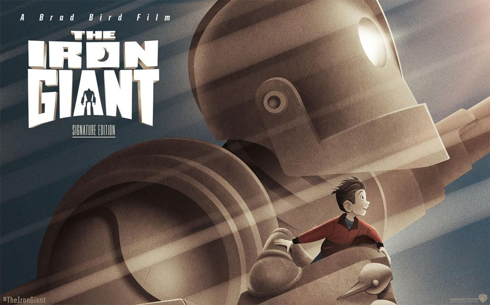 the iron giant signature edition movie
