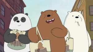 We Bare Bears Tote Life