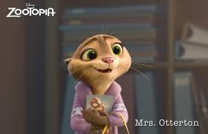 Zootopia Mrs. Otterton