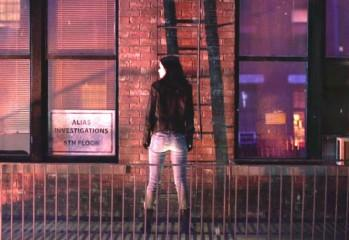 New Jessica Jones Teaser Shows Jess A-Leapin'