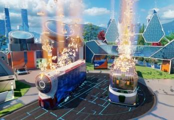 New Trailer Offers Close Look At Call Of Duty: Black Ops 3's Nuk3town
