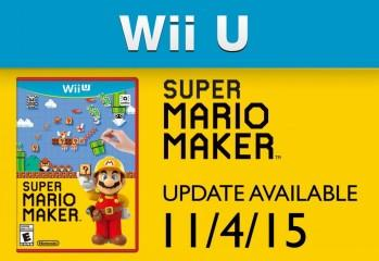 New Update To Super Mario Maker Adds Checkpoints