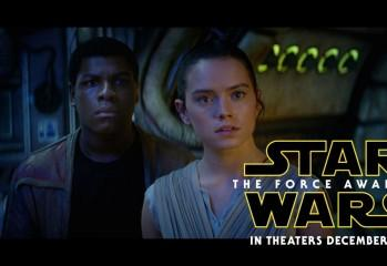 The New Star Wars: The Force Awakens Trailer Is Here