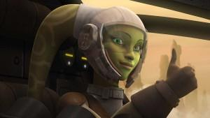 Vanessa Marshall Star Wars Rebels Wings of the Master