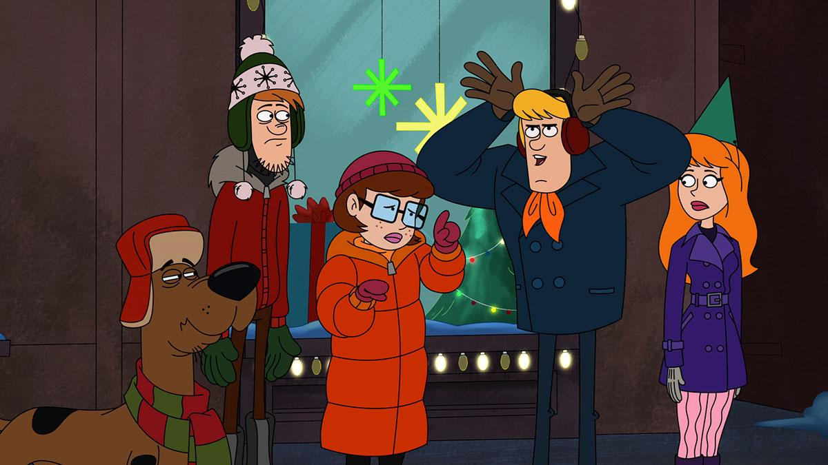 Be Cool Scooby-Doo Scary Christmas