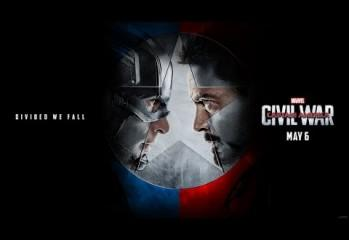 Here's The First Trailer For Captain America: Civil War