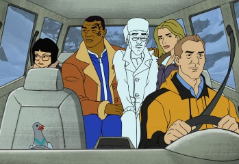 Mike Tyson Mysteries Old Man of the Mountain