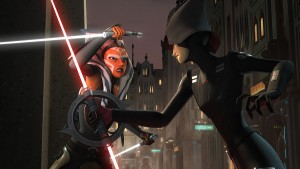 Star Wars Rebels The Future of the Force