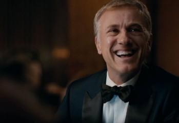 Christoph Waltz Says Your Village Has Been Raided By Your Mama