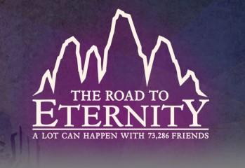 "Crowdfunding Success Found On ""The Road To Eternity"""