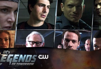 CW Promotes Legends Of Tomorrow With Trailer