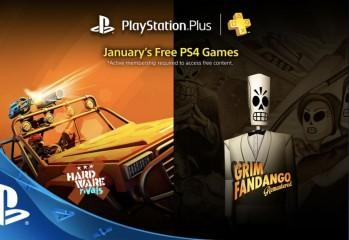 Sony PlayStation Provides Free PS4 Games For January 2016