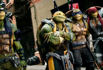 Teenage Mutant Ninja Turtles Bust Out New Trailer