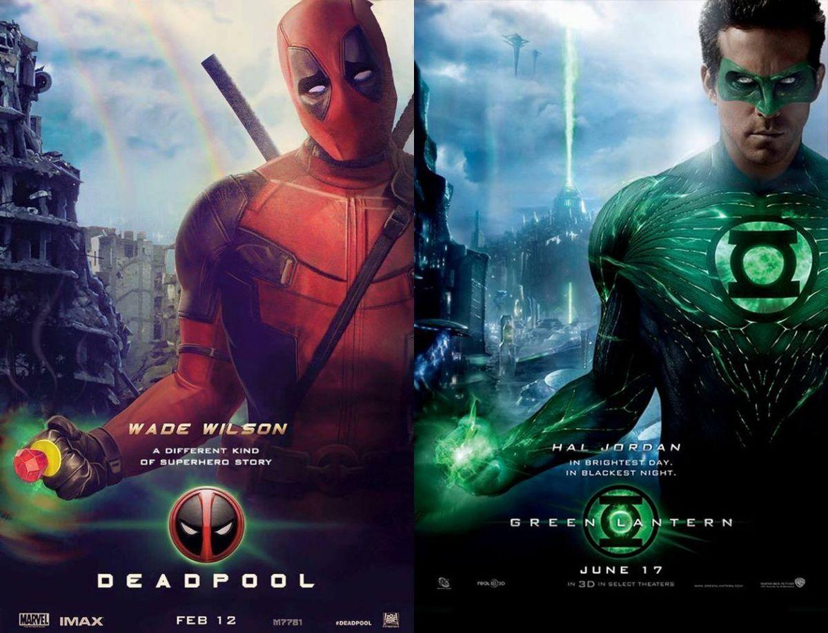 Fans Go Nuts With Deadpool Movie Posters : ToonZone News