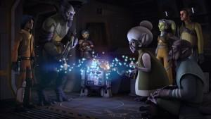 Star Wars Rebels Legends of the Lasat