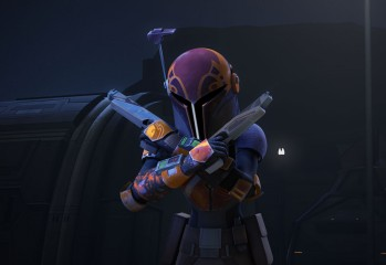 Star Wars Rebels The Protector of Concord Dawn
