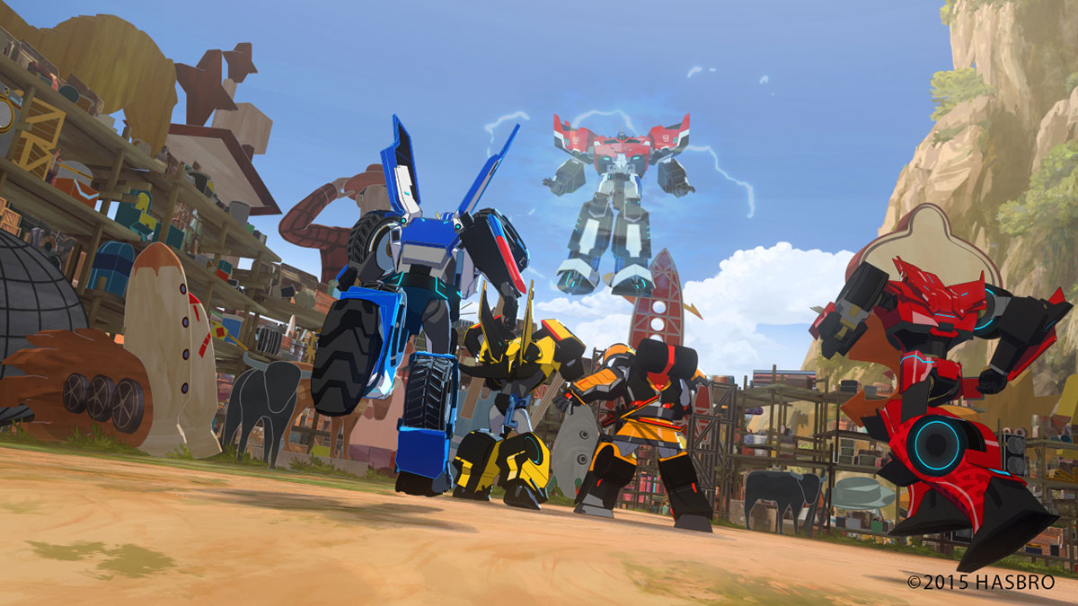 """""""Transformers: Robots in Disguise"""" Season 2 Rolls Out in ..."""