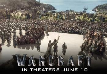 New Warcraft Trailer Debuts