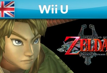 The Legend Of Zelda: Twilight Princess HD Story Trailer