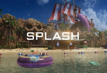The Next Call Of Duty DLC Map Takes Place In A Water Park