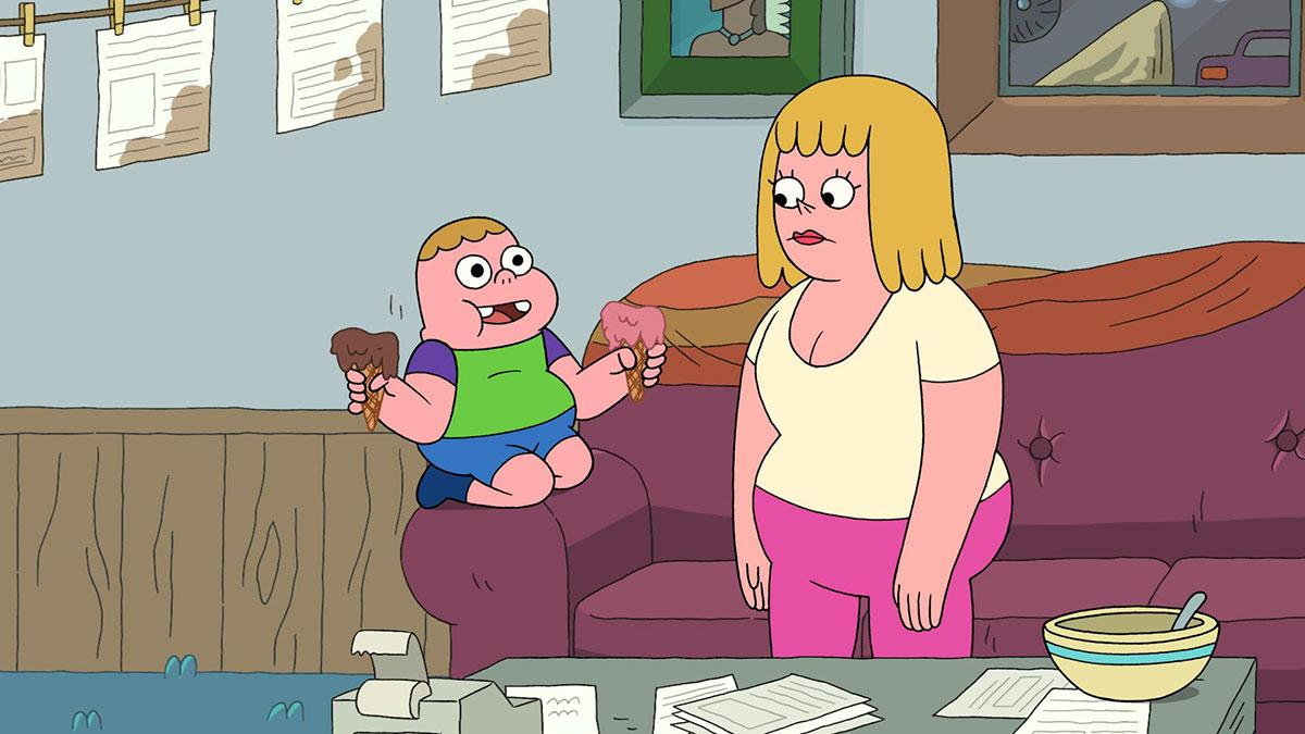 Clip Cartoon Network Premieres For February 29 2016 Clarence