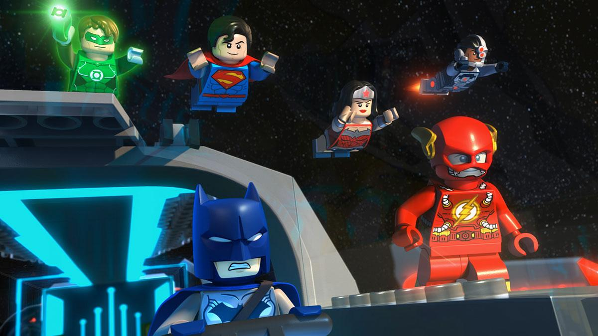 LEGO DC Comics Superheroes - Justice League Cosmic Clash