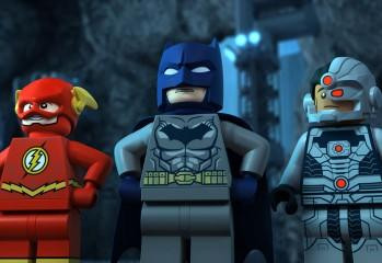 LEGO DC Comics Super Heroes: Justice League Cosmic Clash