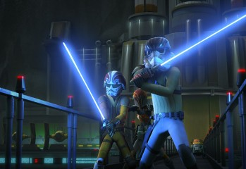 Star Wars Rebels The Call