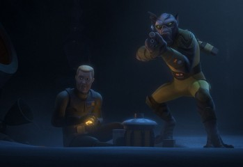 Star Wars Rebels The Honorable Ones