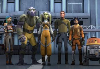 Star Wars Rebels Homecoming