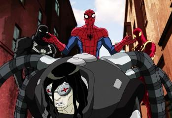 Ultimate Spider-Man vs. the Sinister Six - Hydra Attacks