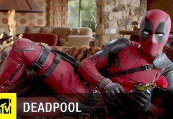 Deadpool Wishes You A Happy Valentine's Day…Sorta
