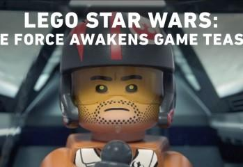 New LEGO Star Wars: The Force Awakens Video Game Trailer