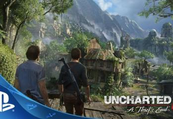 New Uncharted 4: A Thief's End Story Trailer Tries To Knock Your Socks Off