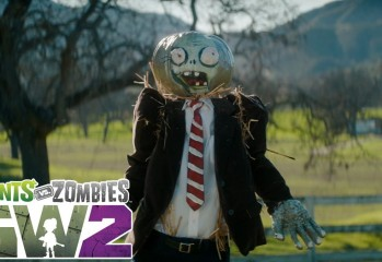 Plants Vs. Zombies 2 – It's Garden Warfare!