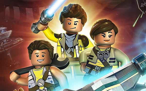LEGO Star Wars: The Freemaker Adventures Comes To Disney XD