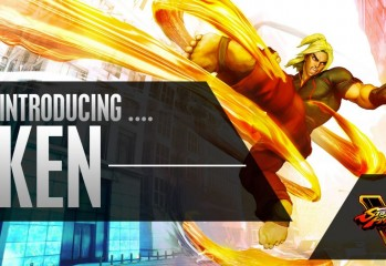 Street Fighter V Introduces Ken Masters