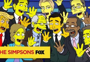 The Simpsons Offers A Timely Take On The 2016 Presidential Race