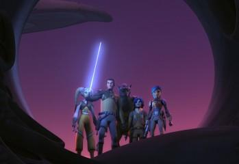 Star Wars Rebels The Mystery of Chopper Base