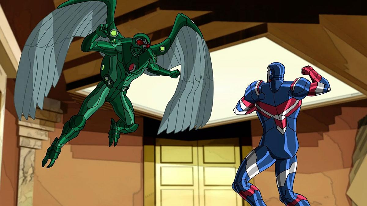 "CLIP: New Episodes of ""Ultimate Spider-Man vs. the ..."