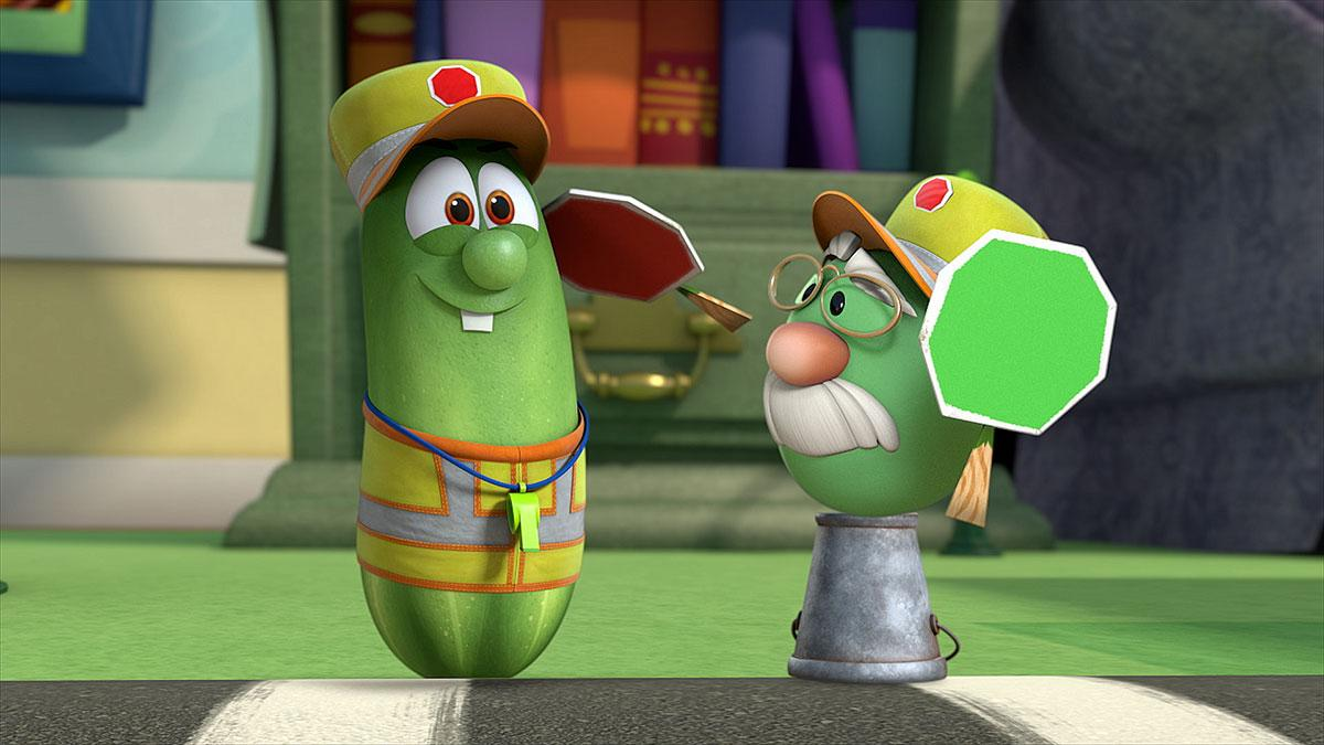 clip how to get a bottle off your nose the quotveggietales